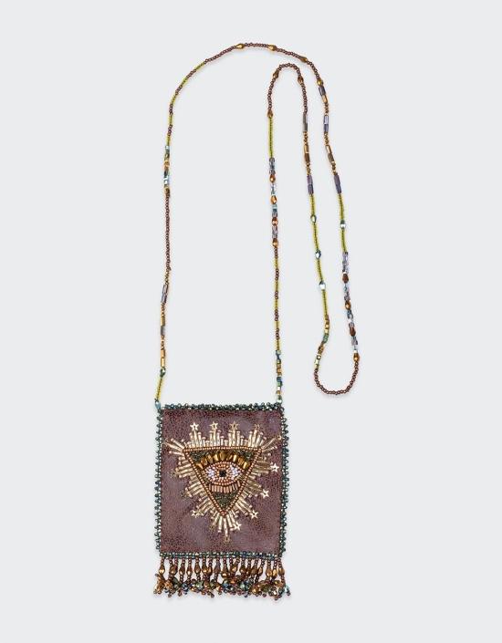 Sunburst Talisman Necklace Large