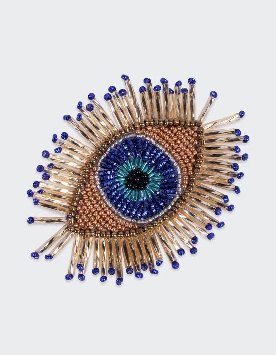 Maxi Eye Brooch