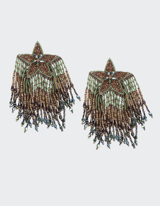 Star Earrings M