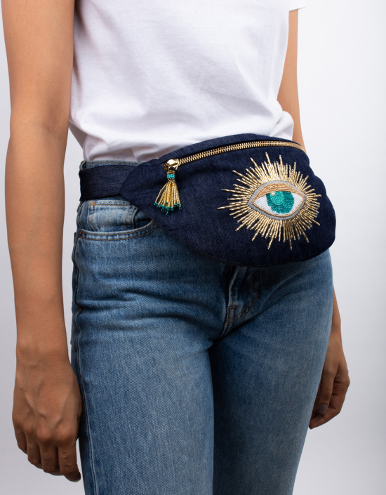 Sparkle Eye Fanny Pack