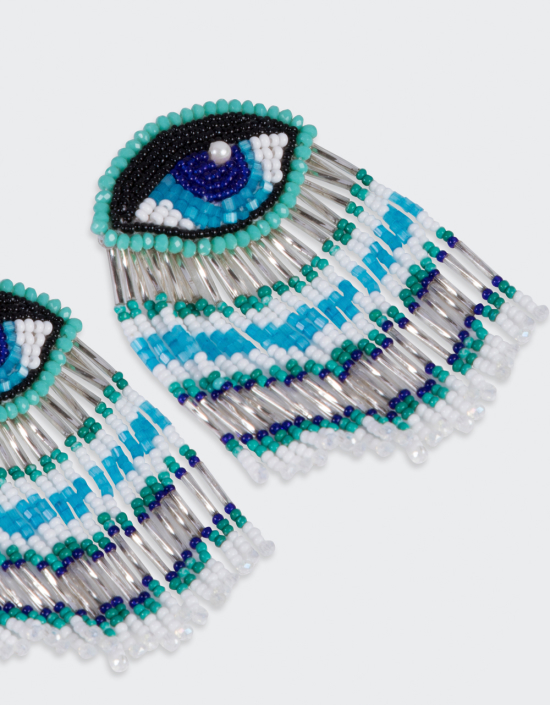 Patras Eye Earrings