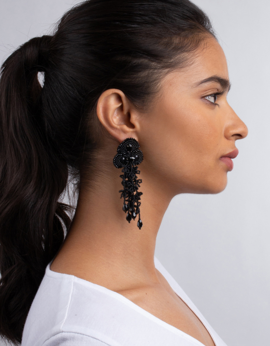 Vesuvio Earrings