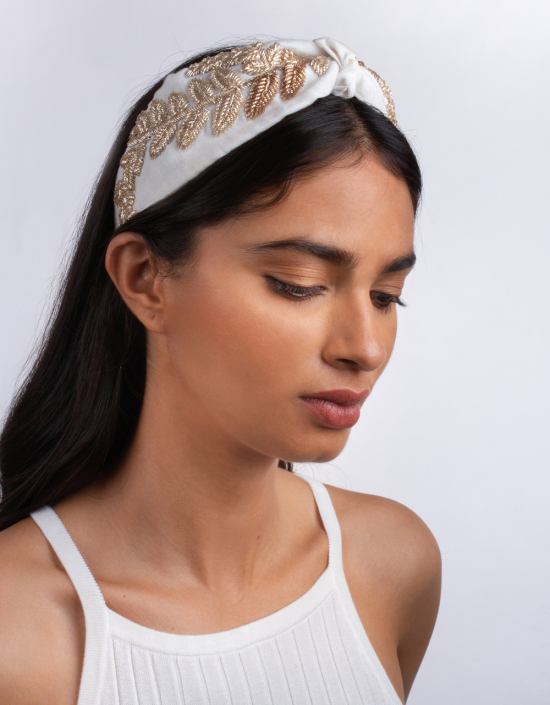 Leaves Headband