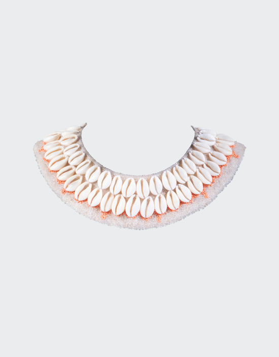 Seashell Beaded Necklace