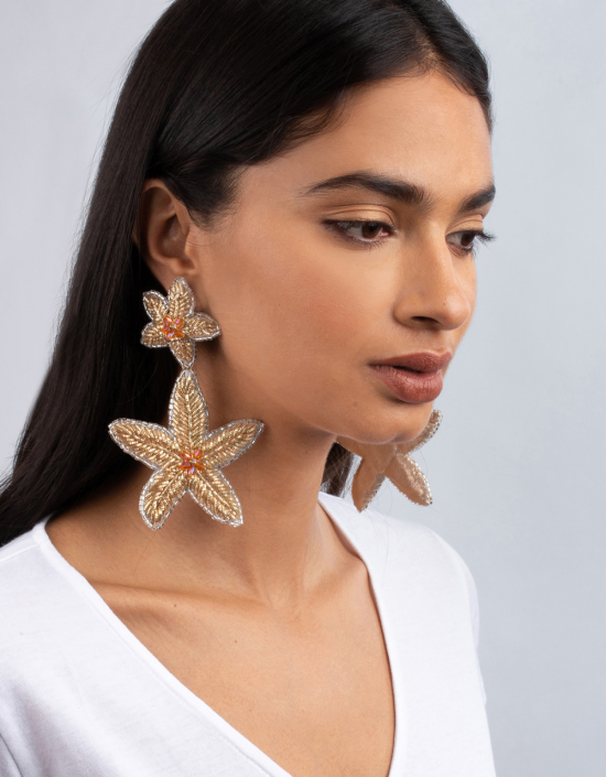 Maxi Starfish Earrings