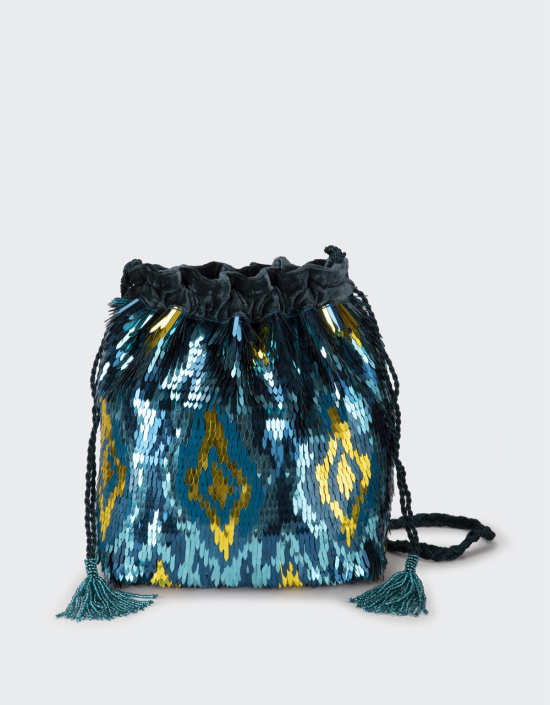 Ikat Bag Diamond