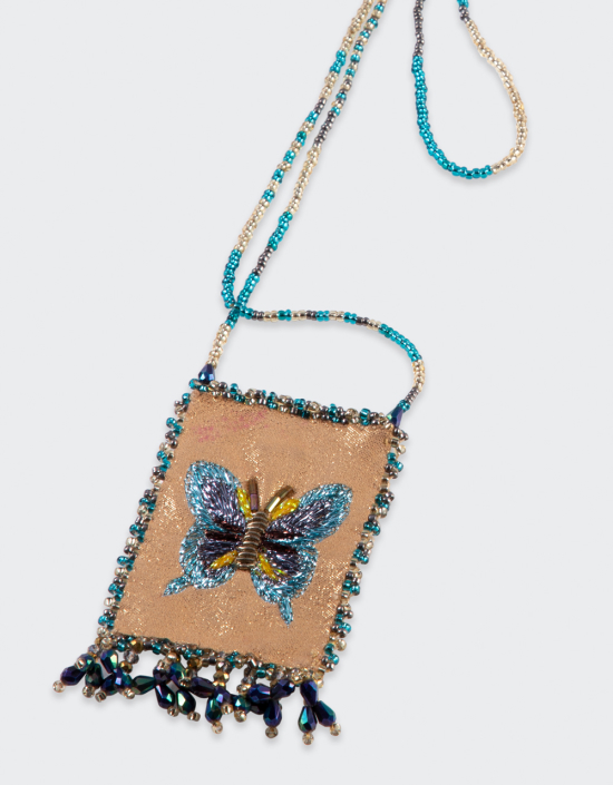 Butterfly Talisman Necklace
