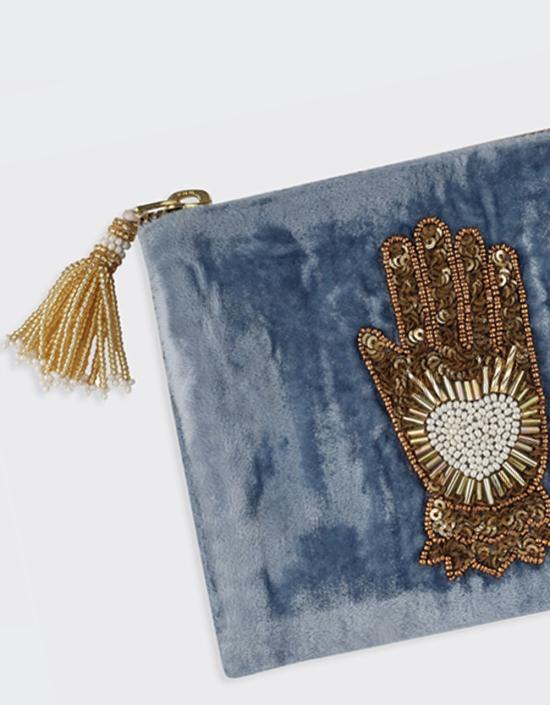 Hand Jewelry Bag